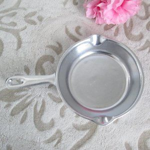 Bon Chef Vintage 1960's Small Aluminum Frying Pan